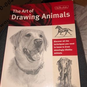 Other - The Art of Drawing Animals